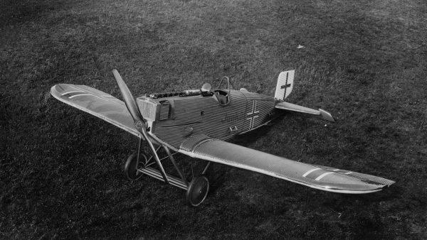 Junkers D.I (fot. Junkers)
