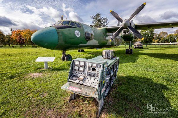 Antonow An-26 (fot. Michał Banach)