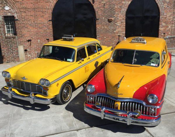 Od lat 40. nowojorskie taksówki występowały w kilku kolorach, ale żółty był tym najpopularniejszym (fot. Nick Kurczewski)