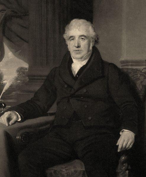 Charles Macintosh - ur. 29 grudnia 1766 roku, zm. 25 lipca 1843 roku.