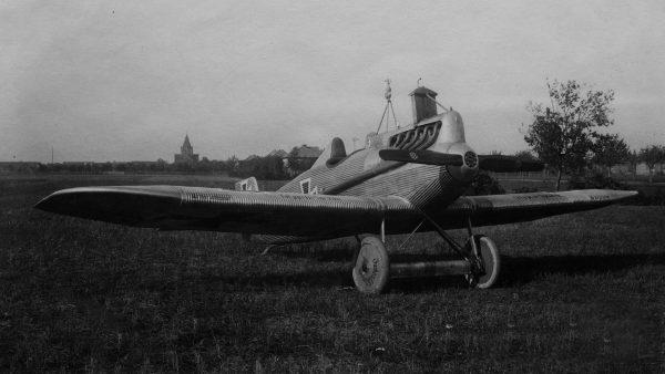 Junkers J 7 (fot. Junkers)