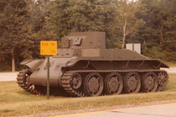 T4 Medium Tank