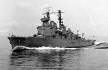 Szwedzkie krążowniki HSwMS Göta Lejon i HSwMS Tre Kronor