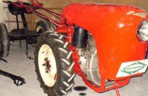 Jednoosiowy ciągnik Ursus C-308