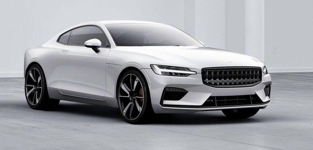 Polestar 1 - luksusowa hybryda od Volvo
