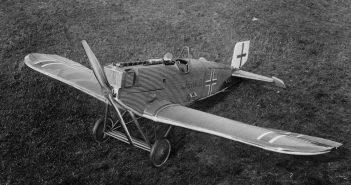 Junkers D.I - pierwszy niemiecki myśliwiec o metalowej konstrukcji