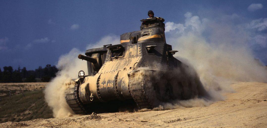 II wojna światowa na zdjęciach Alfreda Palmera