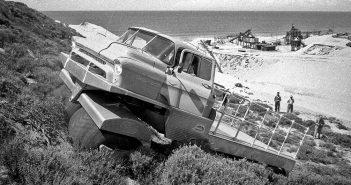 Rolligon - pojazdy do jazdy w bardzo trudnym terenie