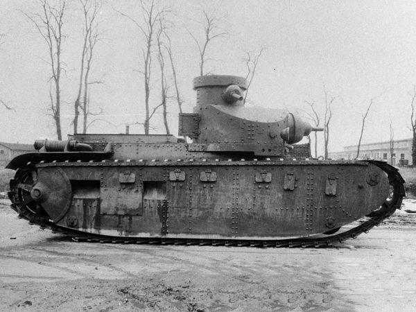 T1 Medium Tank
