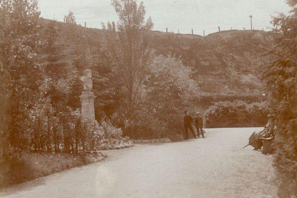 Alejka w parku im. W. Bednarskiego (fot. fotopolska.eu)