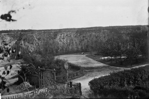 Park im. W. Bednarskiego. Zdj. Amalia Krieger, około 1910 (fot. MHK)