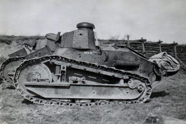 M1917 Light Tank