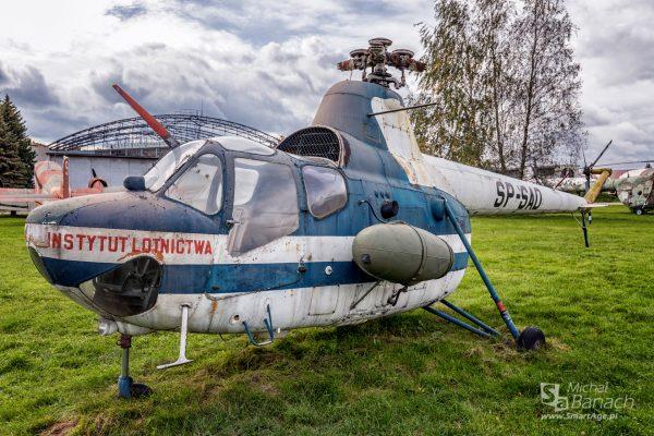 WSK SM-1 (fot. Michał Banach)