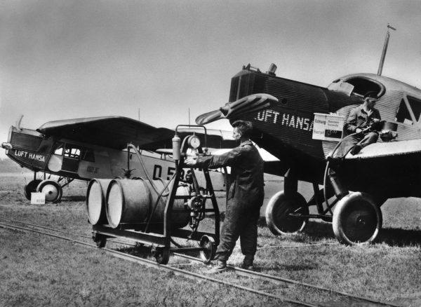 Junkers F.13 (fot. junkers.de)