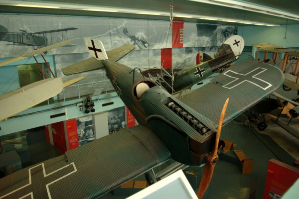 Junkers D.I (fot. Duch/Wikimedia Commons)