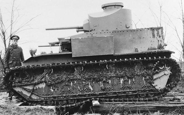 T2 Medium Tank