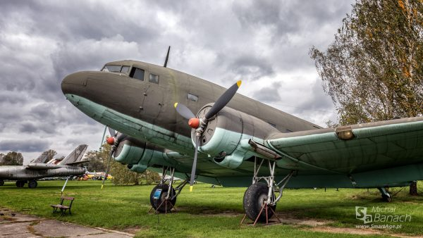 Lisunow Li-2 (fot. Michał Banach)