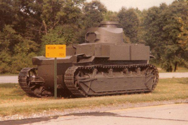 Czołg średni T2