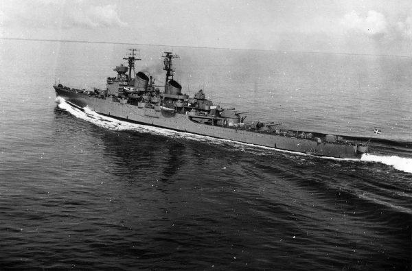 HSwMS Tre Kronor