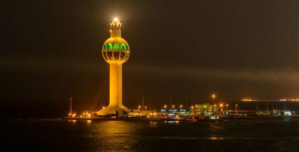 Latarnia Morska Dżudda (fot. hilton.com)