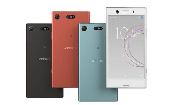"""Xperia XZ1 Compact ma całą moc """"dużego"""" modelu Xperii zainstalowaną w kompaktowym formacie z 4,6-calowym ekranem, w dodatku z najlepszymi funkcjami, które znamy z modelu Premium (fot. Sony)"""