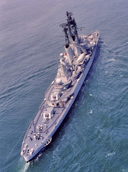 BAP Almirante Grau