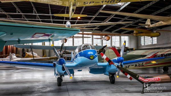 Aero Ae-145 (fot. Michał Banach)