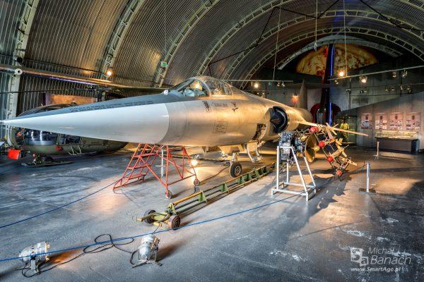 Lockheed F-104 Starfighter (fot. Michał Banach)