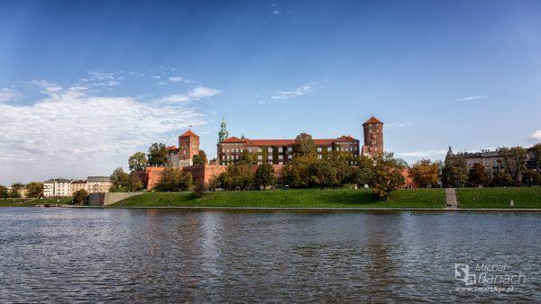 Zamek Królewski na Wawelu (fot. Michał Banach)