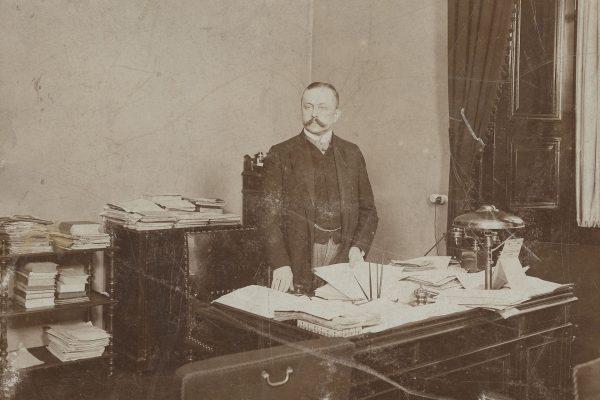 Prezydent Juliusz Leo (fot. MHK)