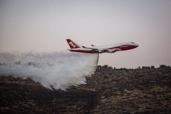 747 Supertanker N744ST (fot. Hadas Parush)