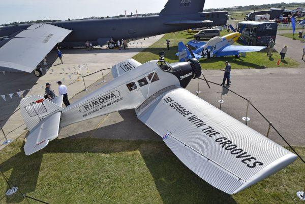 Współczesna replika Junkersa F.13 (fot. John Morris)