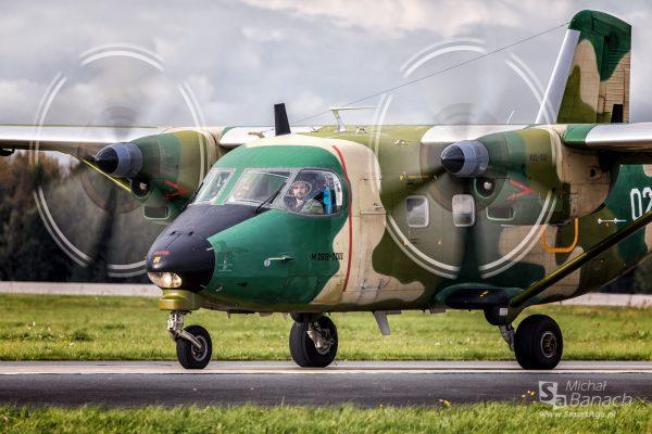 PZL M28 Bryza (fot. Michał Banach