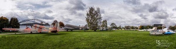 Muzeum Lotnictwa Polskiego w Krakowie (fot. Michał Banach)