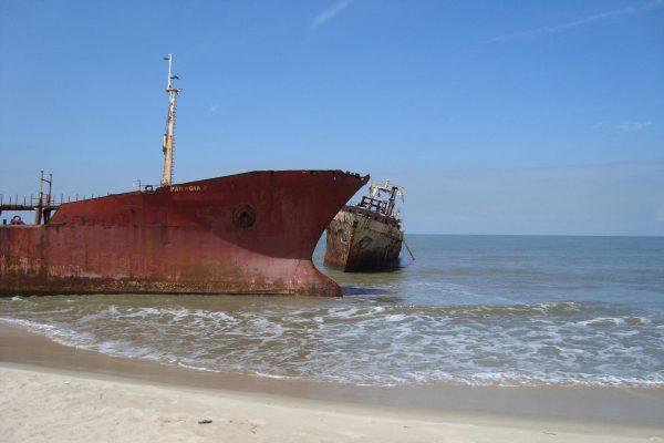 Praia da Santiago w Angoli (fot. Marcelo Domingues)