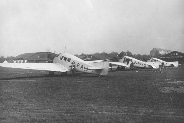 Polskie Junkersy F.13 (fot. NAC)