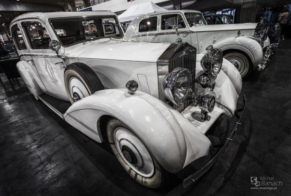 Rolls-Royce (fot. Michał Banach)