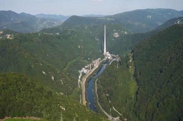 Elektrociepłownia w Trbovlju (fot. sloveniatimes.com)