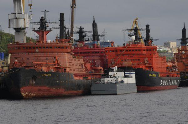Lodołamacze typu Arktika