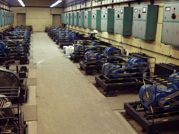 Praska poczta pneumatyczna (fot. Jakub Šerých)