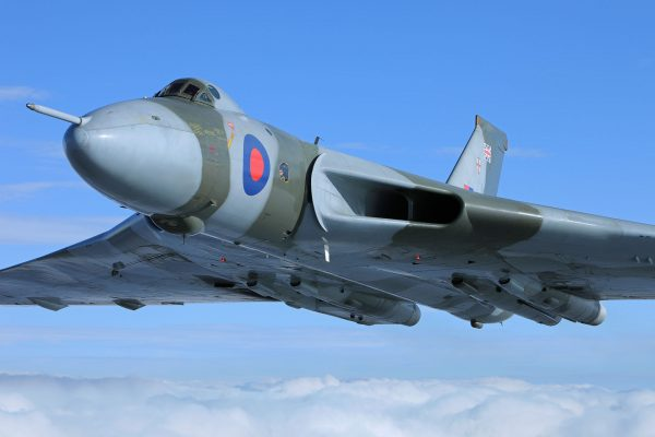 Avro Vulcan (fot. John Dibbs)
