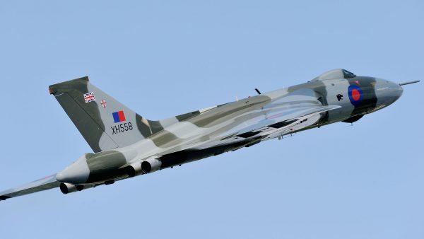 Avro Vulcan (fot. JezBoakes)