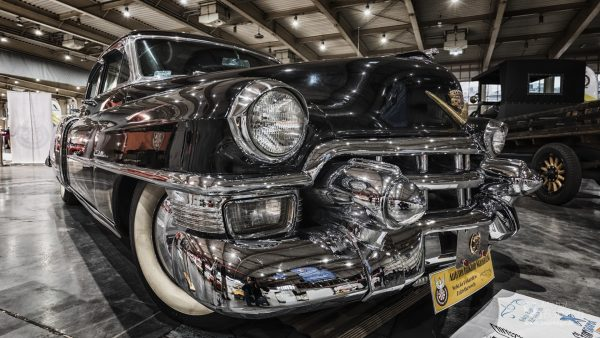 Cadillac Fleetwood 60S (fot. Michał Banach)