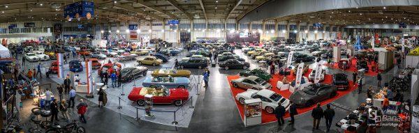 Retro Motor Show Poznań 2017 (fot. Michał Banach)