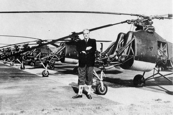 Anton Flettner i jego Flettner Fl 282