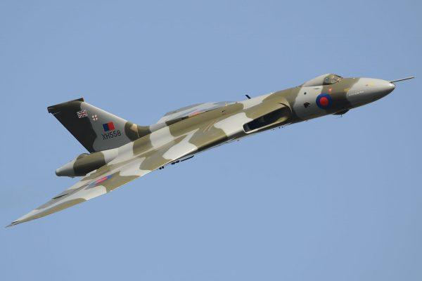 Avro Vulcan (fot. aceebee)