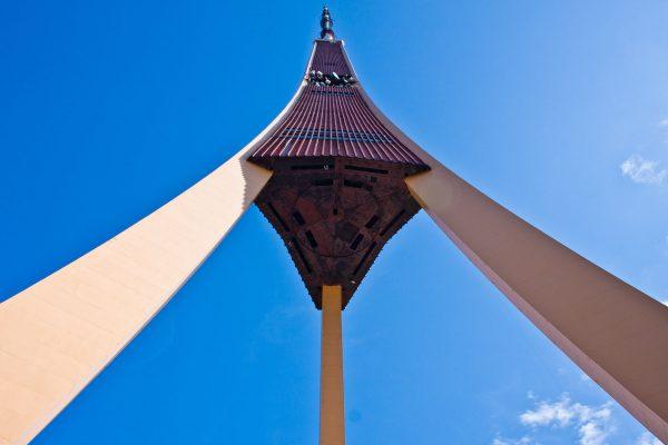 Ryska wieża radiowo-telewizyjna (fot. dirktxl)