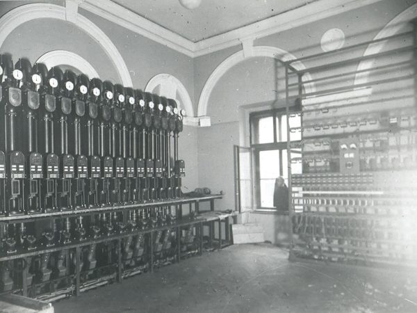Praska poczta pneumatyczna (fot. prazskapotrubniposta.cz)