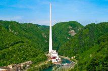 Komin w Trbovlju - najwyższy komin w Europie