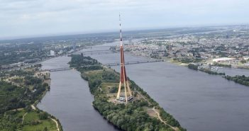 Ryska wieża radiowo-telewizyjna